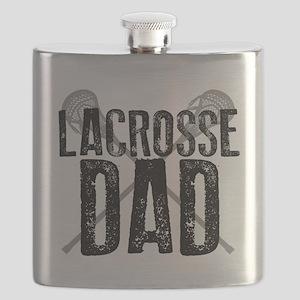 Lacrosse Dad Flask