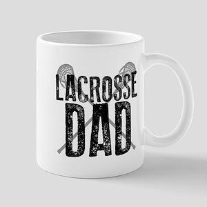 Lacrosse Dad Mugs