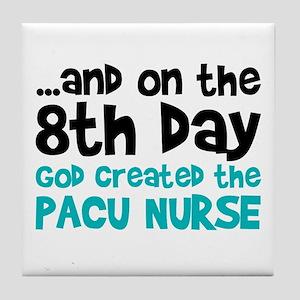 PACU Nurse Creation Tile Coaster