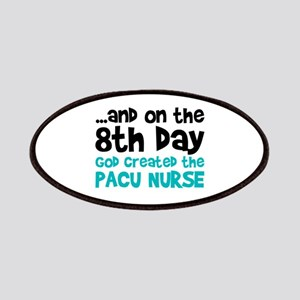 PACU Nurse Creation Patches