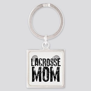 Lacrosse Mom Keychains