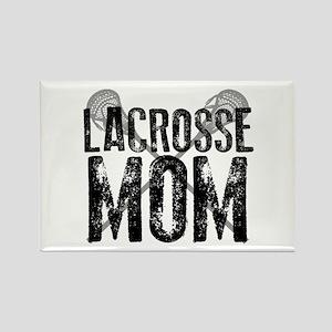 Lacrosse Mom Magnets