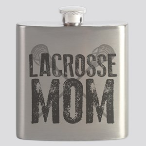 Lacrosse Mom Flask