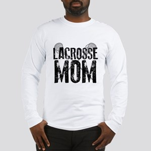 Lacrosse Mom Long Sleeve T-Shirt
