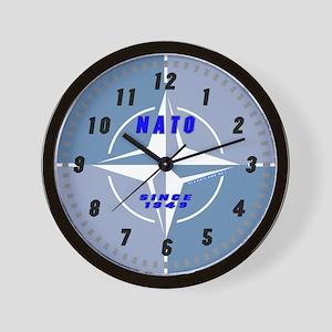 NATO Wall Clock