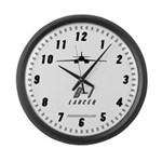 B-1 Large Wall Clock