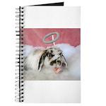 Carrie-Valentine Angel Bunny Journal