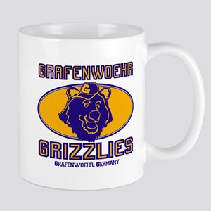 GRIZZLY CIRCLE 3 Mugs