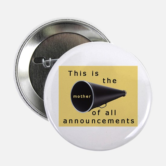 Pregnancy announcement Button