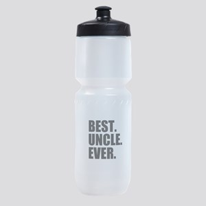 Best Uncle Ever Sports Bottle