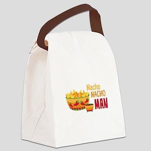Nacho NACHO MAN Canvas Lunch Bag