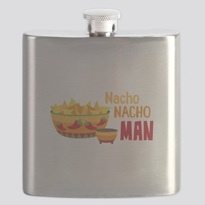 Nacho NACHO MAN Flask