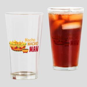Nacho NACHO MAN Drinking Glass