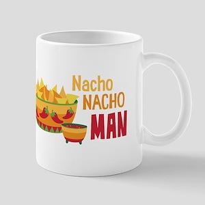 Nacho NACHO MAN Mugs