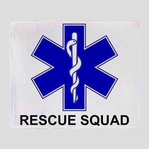 BSL Rescue Squad Throw Blanket