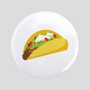 """Taco 3.5"""" Button"""