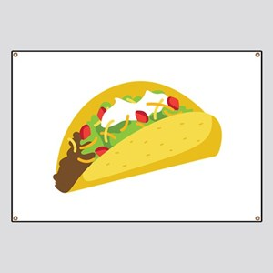 Taco Banner