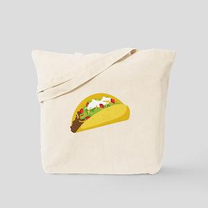 Taco Tote Bag