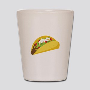 Taco Shot Glass