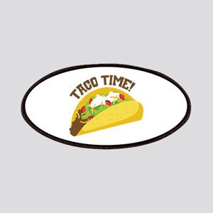 TACO TIME! Patches