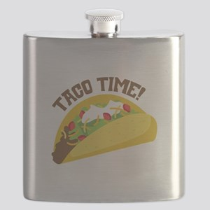TACO TIME! Flask