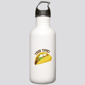 TACO TIME! Water Bottle
