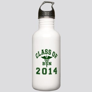Class Of 2014 BSN Stainless Water Bottle 1.0L