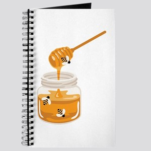 Honey Bees Jar Journal
