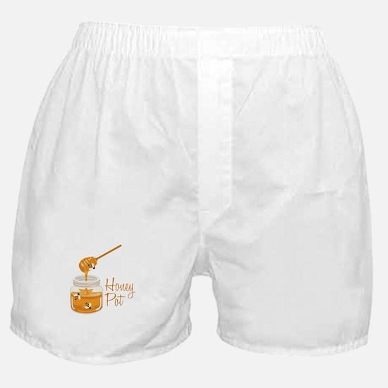 Honey Pot Boxer Shorts