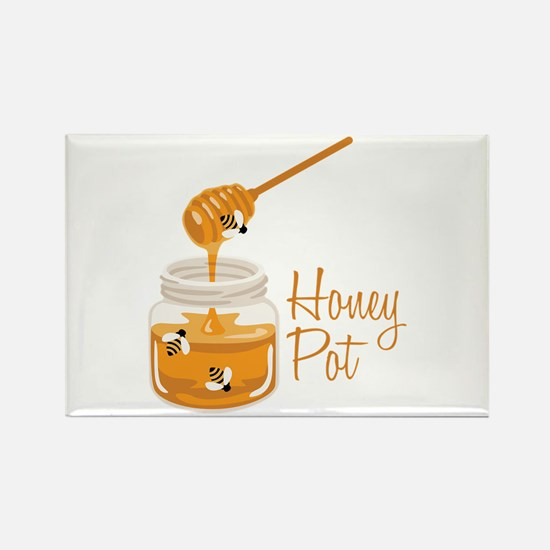 Honey Pot Magnets