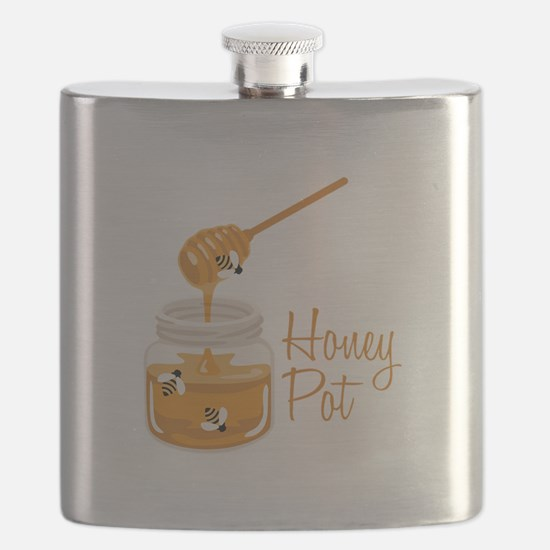 Honey Pot Flask