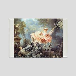 Fragonard - The Swing painting Magnets