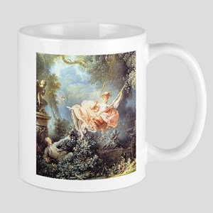 Fragonard - The Swing painting Mugs