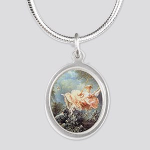 Fragonard - The Swing painting Necklaces