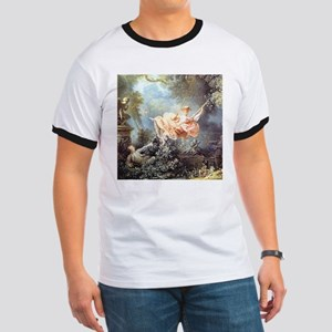 Fragonard - The Swing painting T-Shirt