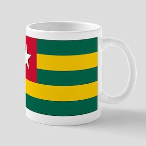 Togolese Flag of Togo Mug