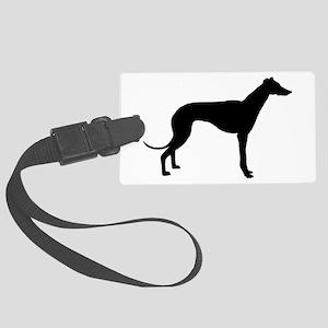 greyhound 2 Luggage Tag