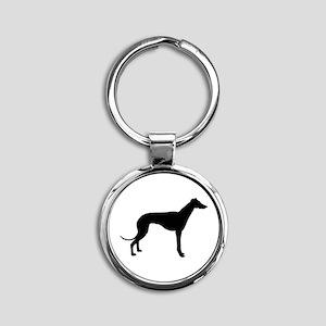 greyhound 2 Keychains