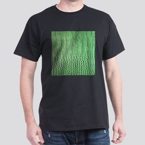 Faux Green crocodile skin pattern T-Shirt