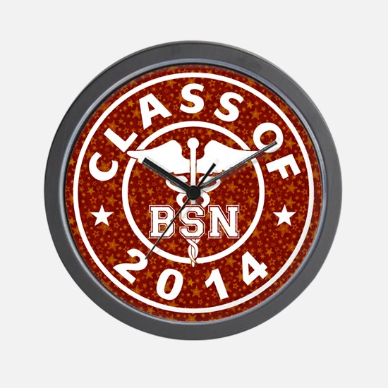 Class Of 2014 BSN Wall Clock