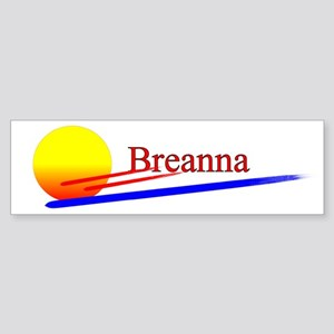 Breanna Bumper Sticker
