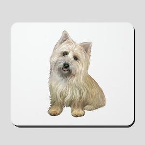 Cairn Terrier (#4B) Mousepad