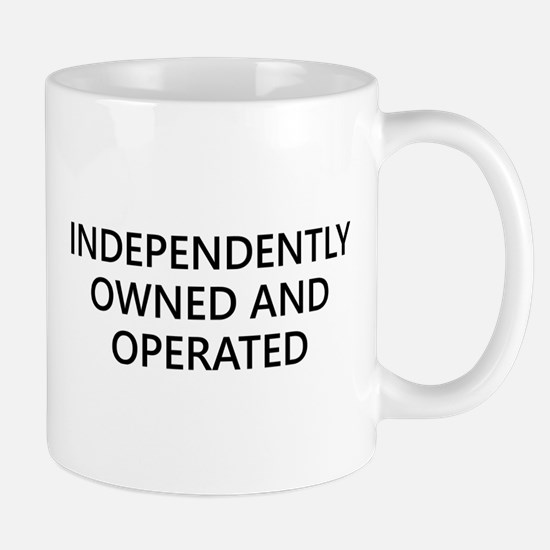 Independently Mug
