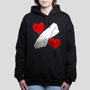 Custom Romance Hooded Sweatshirt