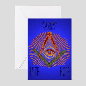 Masonic Greeting Cards (Pk Of 10)