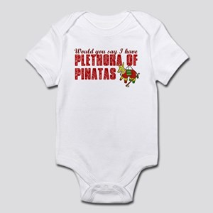 Plethora of Pinatas Infant Bodysuit