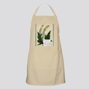 Herbs and Spices Art Apron