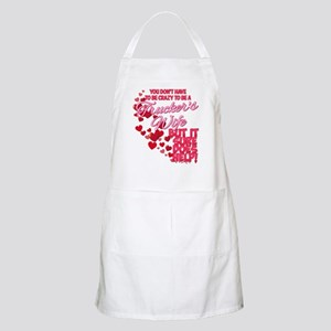 Crazy Truckers wife Apron