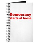 Democracy Starts at Home Journal