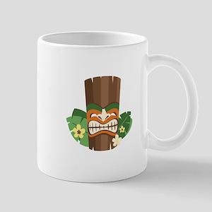 Tiki Mask Mugs
